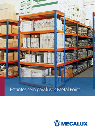 Estantes Metal Point