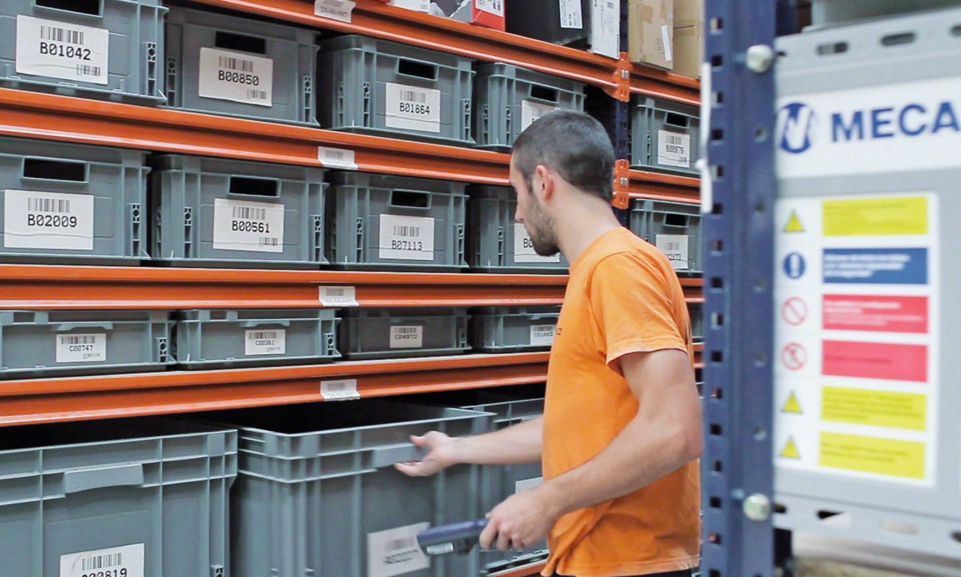 A implementação do Easy WMS proporciona as ferramentas necessárias para otimizar e controlar os processos inerentes ao armazém