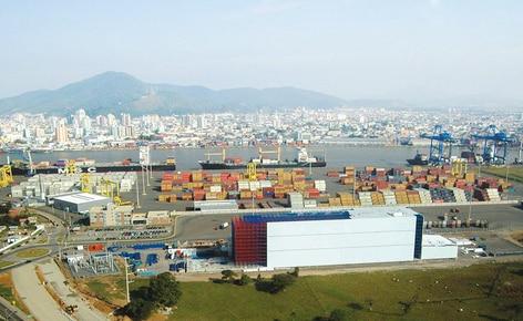 Um ambicioso projeto consolida o crescimento da Portonave no mercado latino-americano
