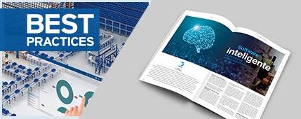 Última edição da Revista Mecalux Best Practices