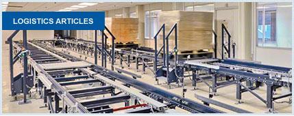 Transportadores para paletes: alto desempenho e manuseio automatizado da mercadoria
