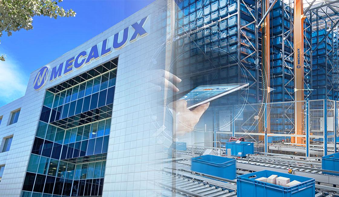 Na Mecalux estamos na vanguarda da indústria.