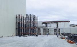 A localização do armazém e sua posição em relação aos restantes edifícios existentes condiciona parte dos cálculos e dos processos construtivos