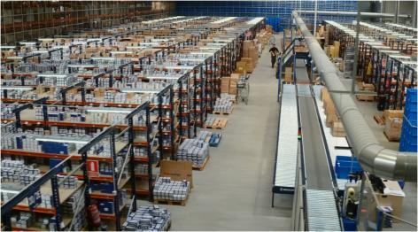 Cofan - uma referência logística entre as empresas que trabalham com múltiplas referências.