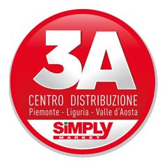 O distribuidor da rede italiana de supermercados Simply amplia seu centro de distribuição com estantes de paletização convencional