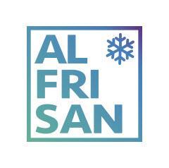O avançado centro logístico da Alfrisan, com seis câmaras de congelamento