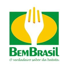 Armazém inteligente para o fabricante de batata pré-frita congelada Bem Brasil