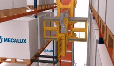 Automatizar estantes convencionais sem modificar seu armazém