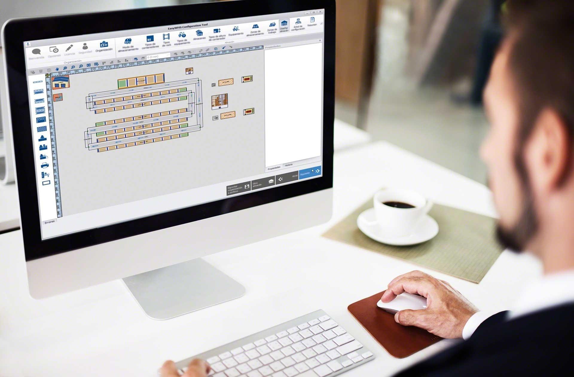 Centro de P&D de soluções de software da Mecalux em Salamanca.