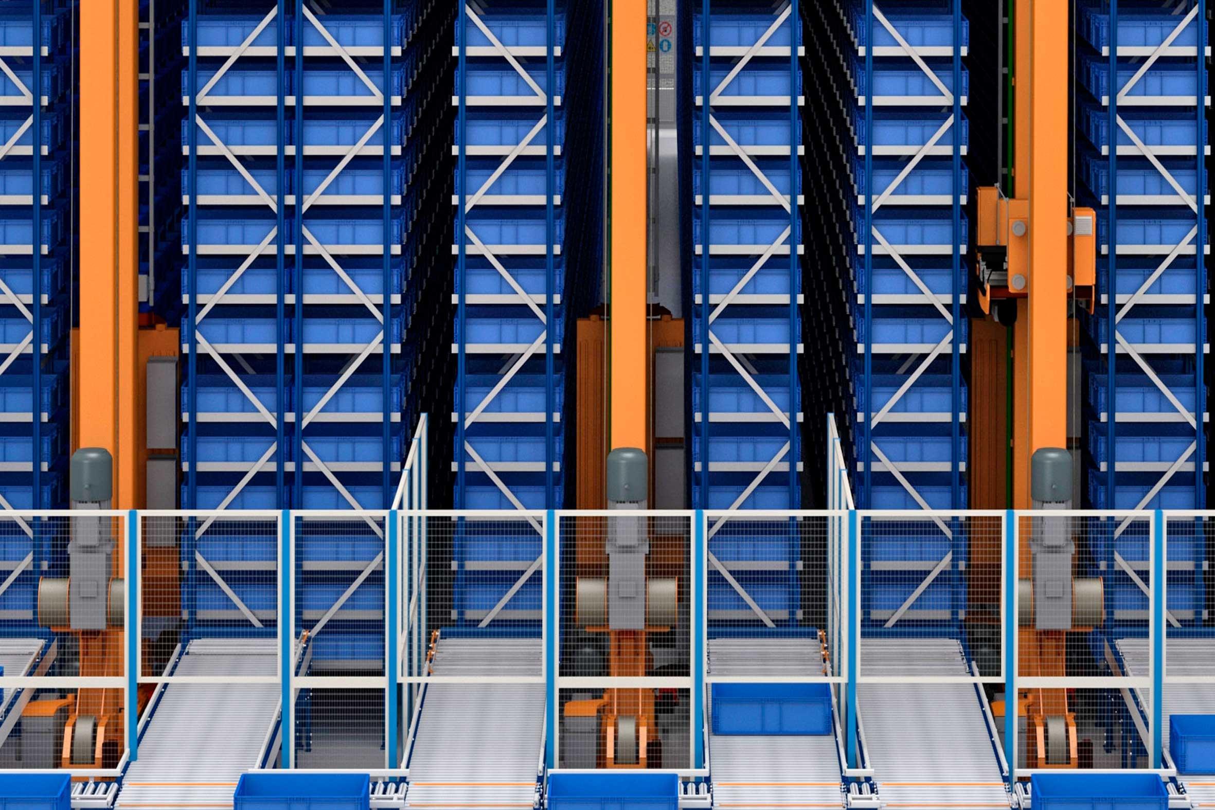 NormaGrup ampliará seu centro logístico com um novo armazém automático de caixas