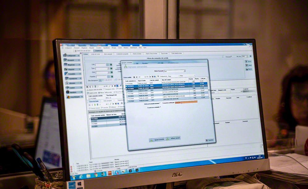 Um sistema de gestão de armazém como o Easy WMS registra em tempo real todas as etapas pelas quais um produto passa em um armazém