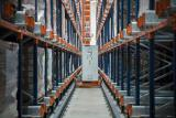 Novo armazém automático da Finieco no Porto