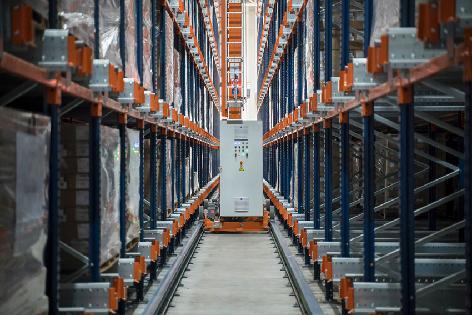 A Finieco, renovou a sua logística com a inauguração do armazém automático