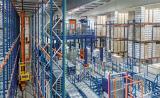 Os Laboratórios Maverick automatizam seu armazém