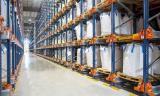 Groupe Bert: mesma capacidade de armazenamento em 73% menos superfície