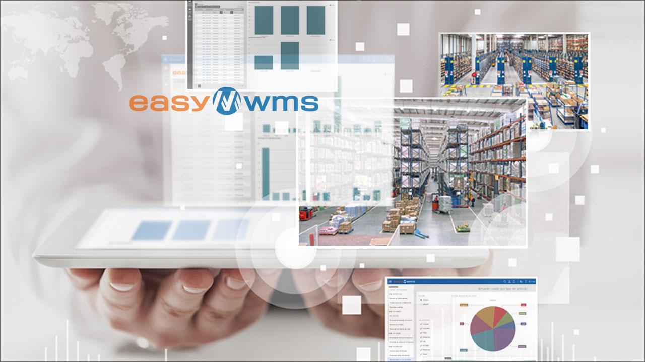 Easy WMS. O software logístico criado por especialistas em armazenamento