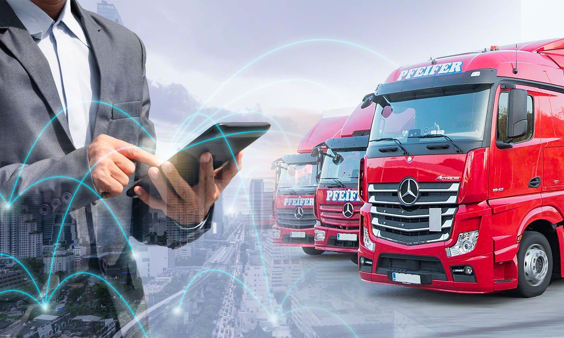 Pfeifer: tecnologia para uma logística 3PL em expansão